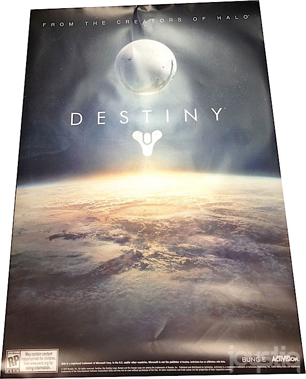 Destiny poster front