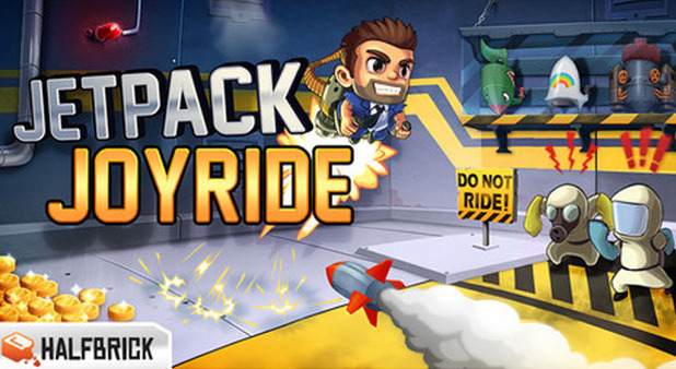 Jetpack Joyride Screenshot - 1137836