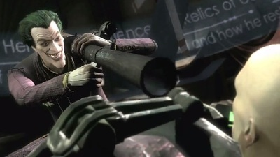 Injustice: Gods Among Us Screenshot - 1137837