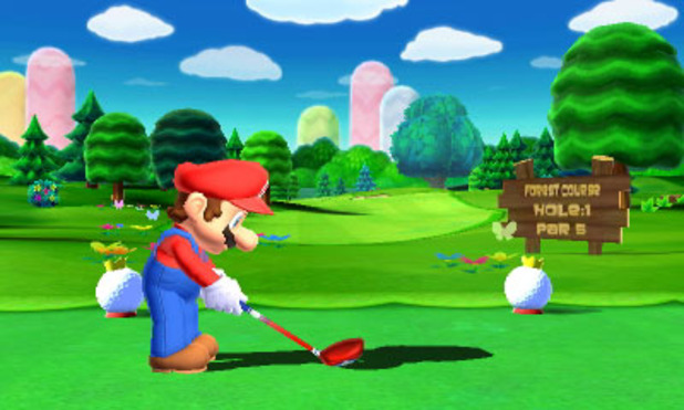 Mario Golf World Tour Screenshot - 1137844