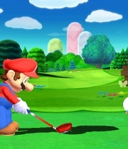 Mario Golf: World Tour Boxart