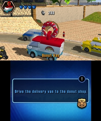 LEGO City Undercover: The Chase Begins Screenshot - 1137917