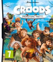 The Croods: Prehistoric Party! Boxart