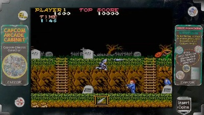 Capcom Arcade Cabinet Screenshot - 1137989