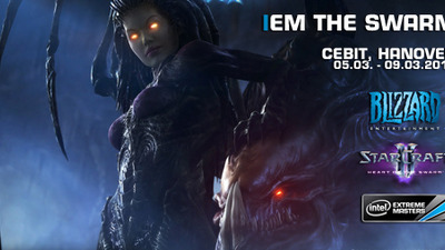 StarCraft II: Heart of the Swarm Screenshot - 1138160