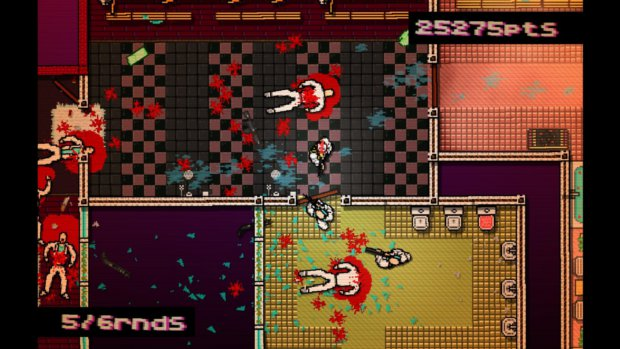Hotline Miami - PS3, PSV