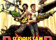Serious Sam Double D XXL Image