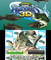 Super Black Bass 3D Boxart