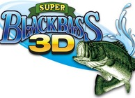 Super Black Bass 3D Image