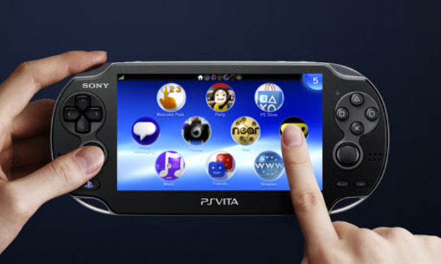 PS Vita Screenshot - PS Vita