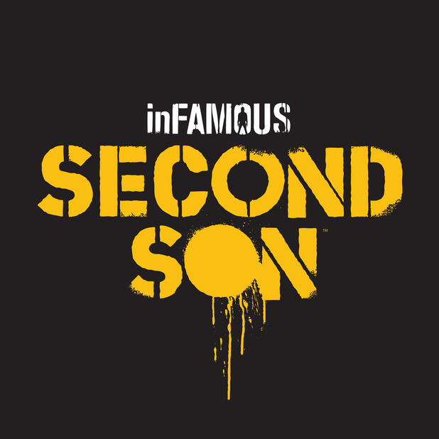 inFamous: Second Son Logo - 1138558