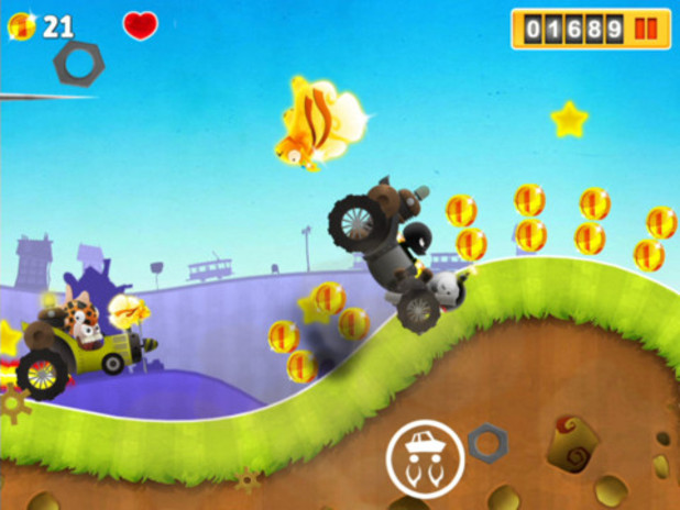 Turbolab Pursuit Screenshot - Turbolab Pursuit