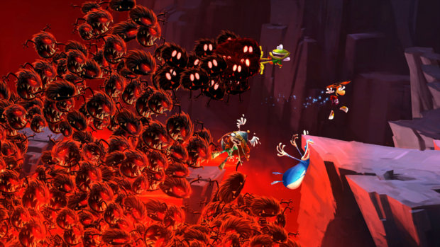 Rayman Legends - Wii U - 2