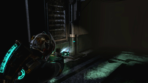 Dead Space 3 vent shaft
