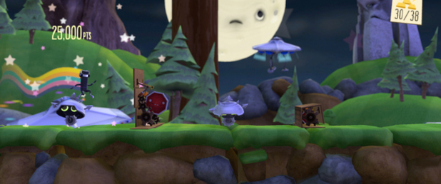 BIT.TRIP Presents... Runner2: Future Legend of Rhythm Alien - Feature