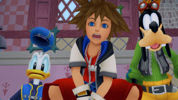 Kingdom Hearts Screenshot - 1138812