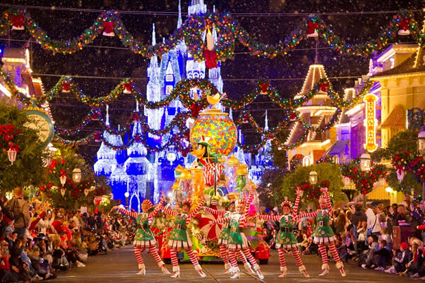 disney holiday decorations