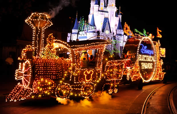 disney electric light parade