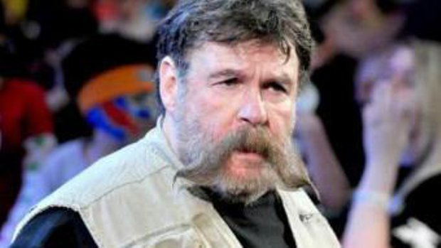 Zeb Colter's Mustache