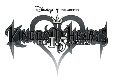 Kingdom Hearts HD 1.5 ReMIX Logo - 1138932