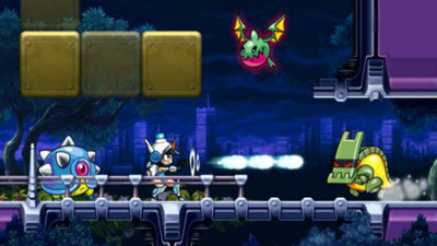 Mighty Switch Force Screenshot - Mighty Switch Force