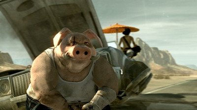 Beyond Good & Evil Screenshot - Beyond Good & Evil 2