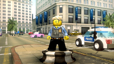 LEGO City: Undercover Screenshot - Lego City Undercover