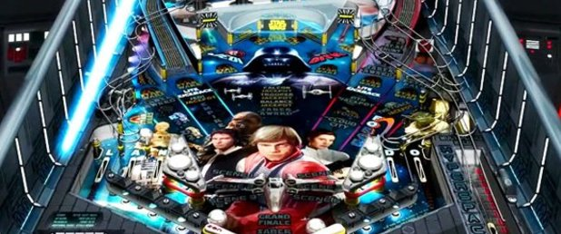 Star Wars Pinball - Feature
