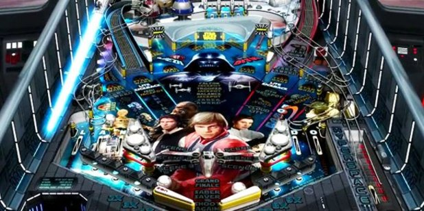 Star Wars Pinball Screenshot - 1139271