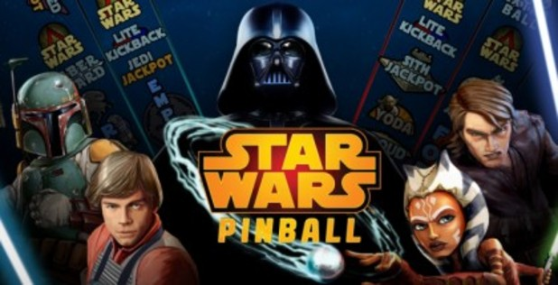 Star Wars Pinball Screenshot - 1139272