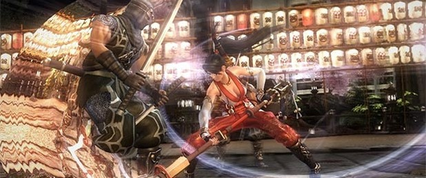 Ninja Gaiden Sigma 2 Plus - Feature