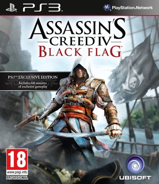 Assassin&#x27;s Creed 4: Black Flag Image