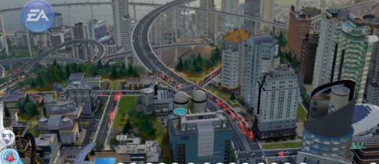SimCity Streets