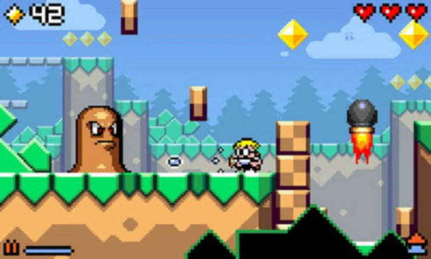 Mutant Mudds