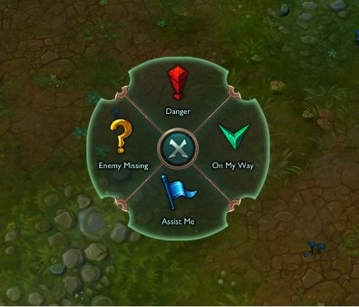 League of Legends Ping
