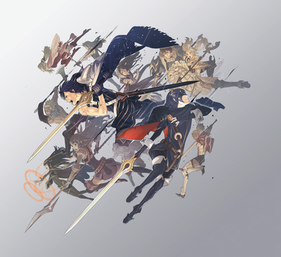 Fire Emblem: Awakening Artwork - 1139548