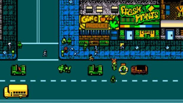 Retro City Rampage Screenshot - 1139810