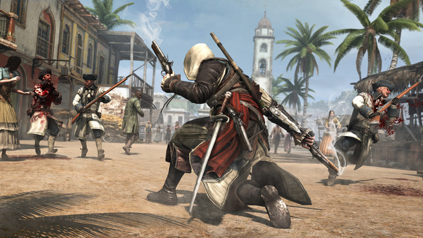 Assassin's Creed 4: Black Flag Screenshot - 1139863