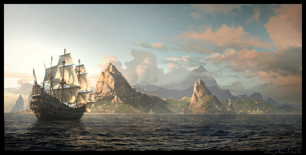 Assassin's Creed 4: Black Flag Artwork - 1139865