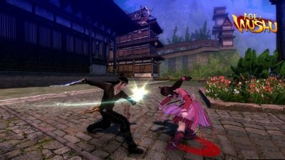 Age of Wushu Screenshot - 1139922