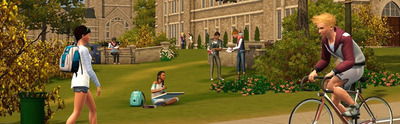 The Sims 3 University Life Screenshot - 1139972