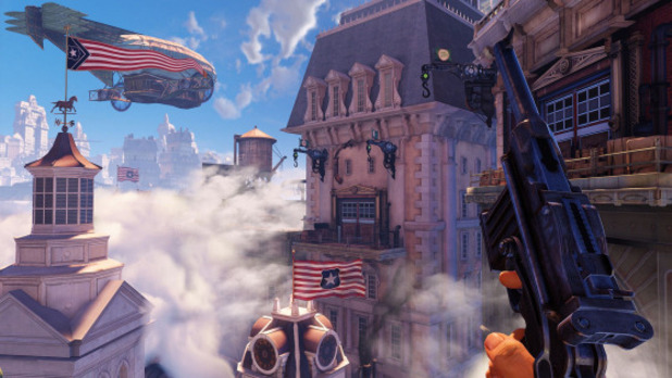 Bioshock Infinite Screenshot - BioShock Infinite