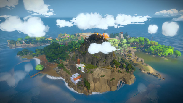 The Witness - Feature