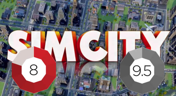 simcity score