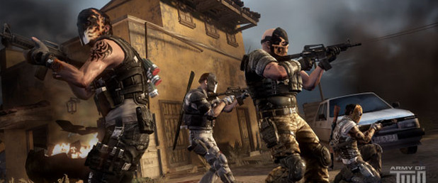 Army of TWO The Devil's Cartel - Feature