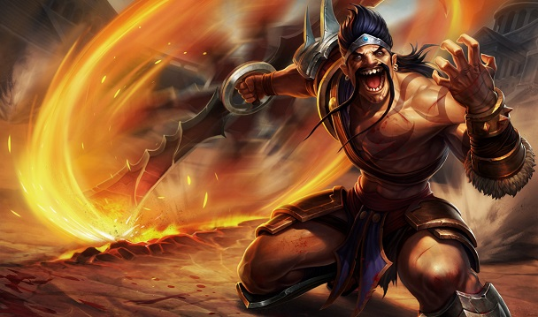 Draven Gladiator