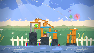 Angry Birds Trilogy Screenshot - 1140373