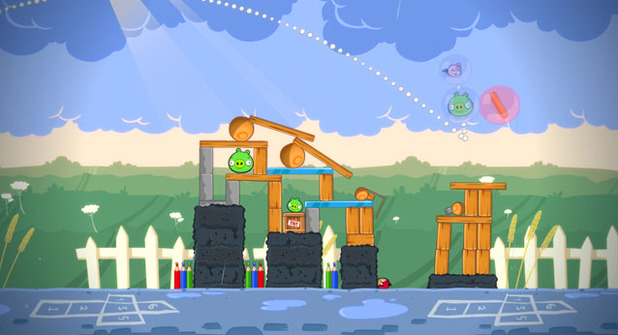 Angry Birds Trilogy Screenshot - 1140374