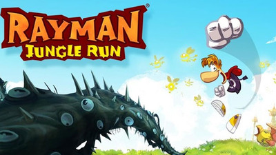 Rayman Jungle Run Screenshot - 1140381