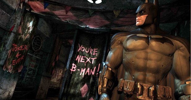 Batman: Arkham City Screenshot - 1140477